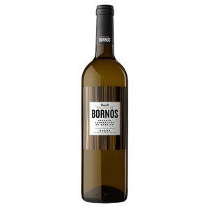 Palacio de Bornos Verdejo Fermentado en Barrica Witte-wijn