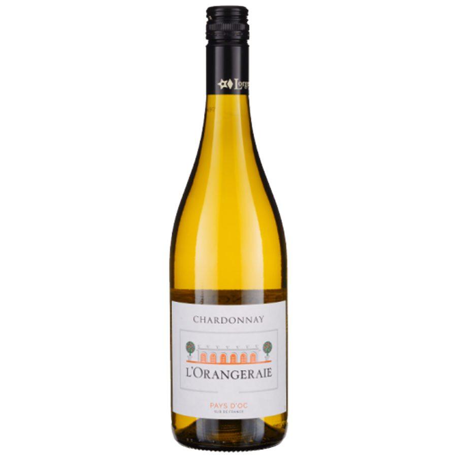 L'Orangeraie de Pennautier Chardonnay witte-wijn